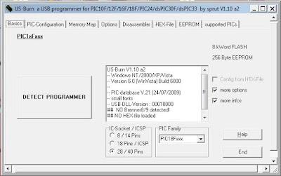 Brenner8 9 usb programlayıcı arayüz programı usburn ve kullanım kılavuzu