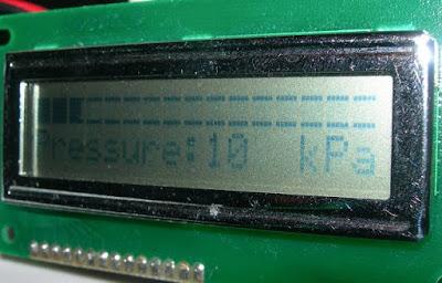 atmega8 ve mpxv5100 ile basınç ölçüm devresi