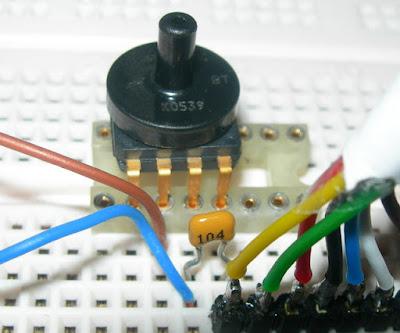 basınç sensörü