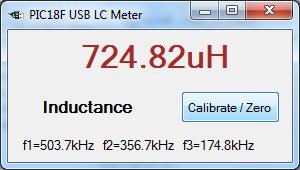 LCmetre pc program arayüzü