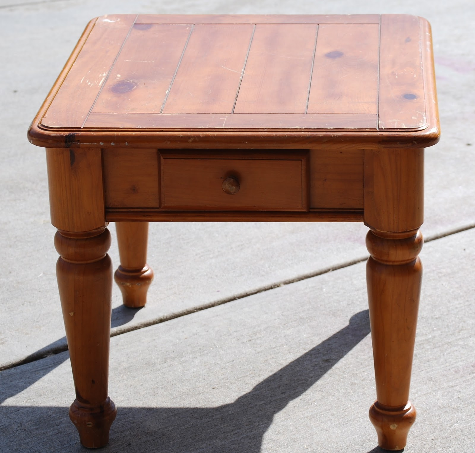 sleepless in Sandy: Repurposed coffee table... and a cool ...