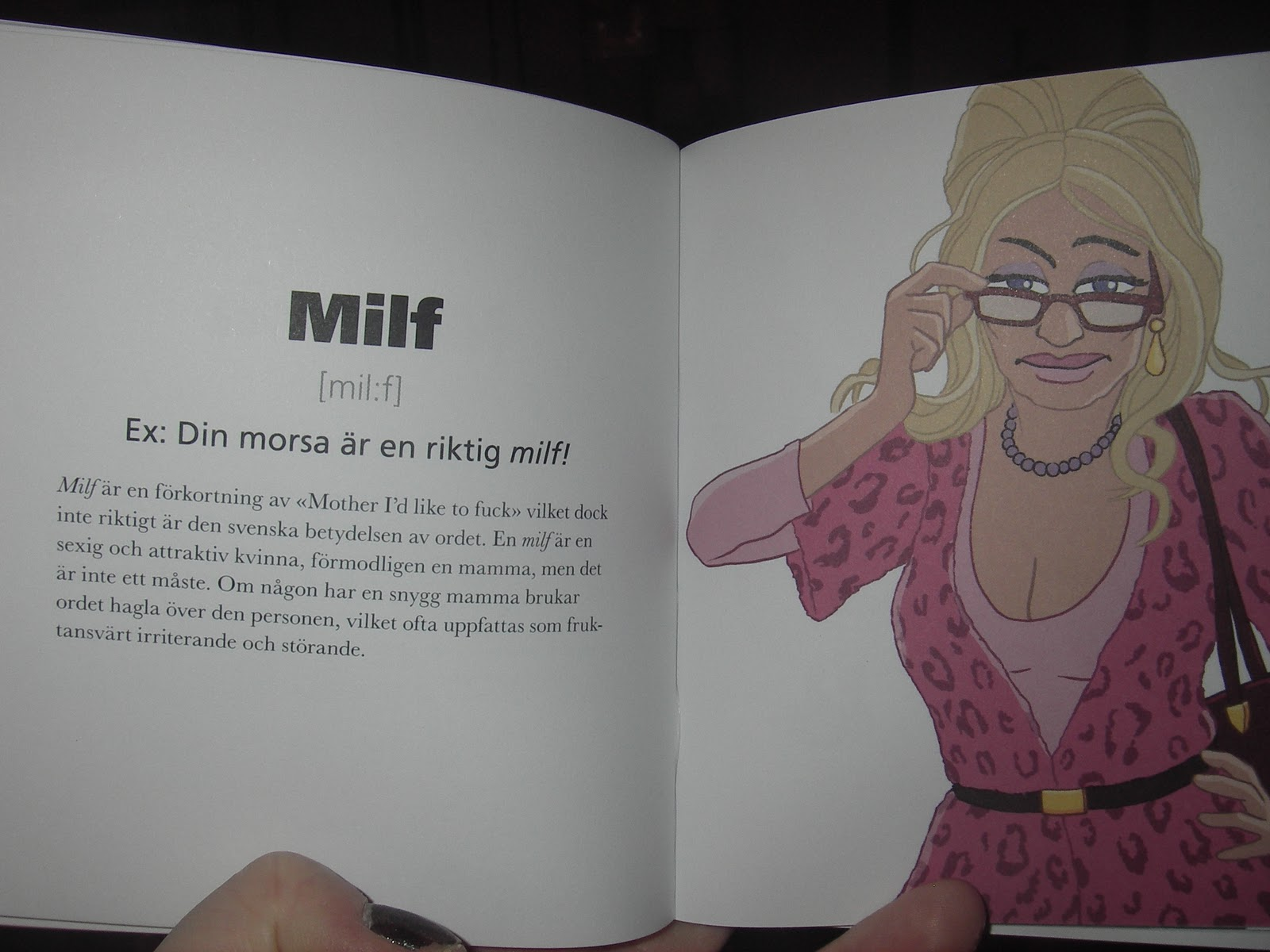 Vad Betyder Milf