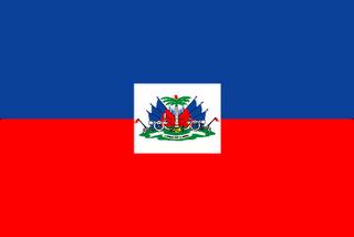 Resultado de imagem para haiti bandeira