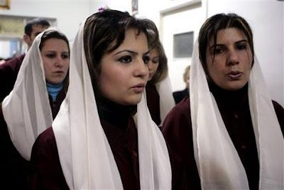 Chaldean Women