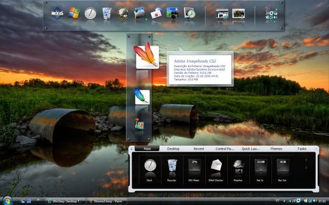 Download Winstep Nexus v10.6 Windows Docking System (PRG) Torrent | 1337x