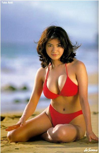 Aoki Yuko  Japan girls  Bikini girls  Sexy girls