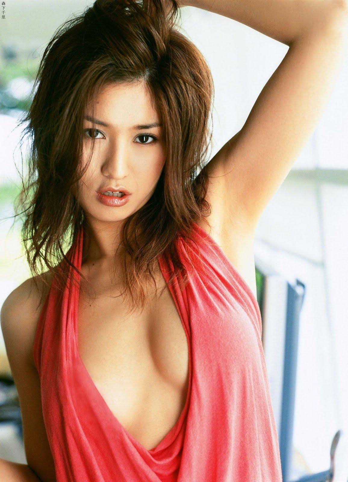 Morishita Chisato  Japan Girls - Bikini Girls - Sexy Girls-6046