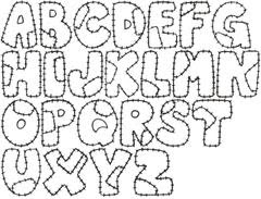 ALFABETO - alfabeto