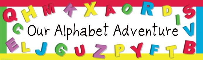 Our Alphabet Adventure Y