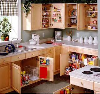 Mengemas Dapur Adalah Antara Tugasan Yang Memenatkan Apatah Lagi Jika Kita Mempunyai Anak Kecil Dan Disamping Itu Menjalankan Perniagaan Dari