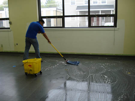 Boston Commercial Cleaning Services Step By Step How To