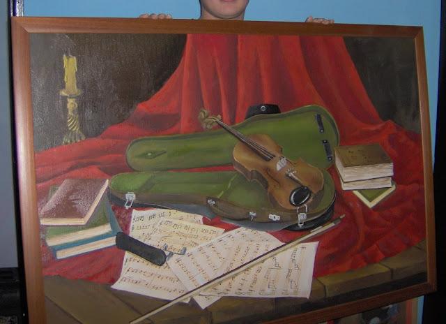 Malowanie obrazów olejnych, reprodukcje znanych mistrzów, kopiowanie obrazów, malowanie na zamówienie