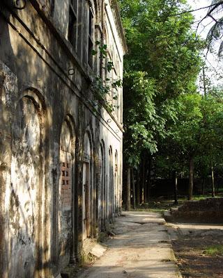 Narayanganj, sonargaon, Poddar Bari, Panam Raj Bari