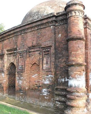 Sonargaon, Goaldi Mosque, narayanganj