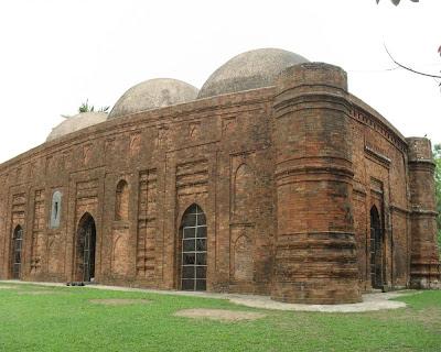 kherua mosque, bogra, sherpur