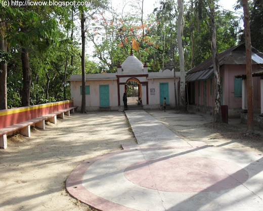 Adinath Temple in Maheshkhali