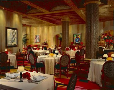 Bellagio Las Vegas Blogspot Com Picasso Restaurant At