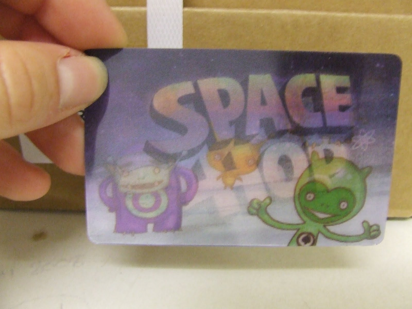 Havering bookworm: Space Hop!!!
