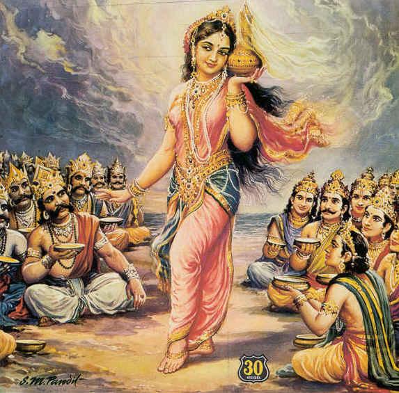 Mythological Stories of India: Story 9 - Mohini