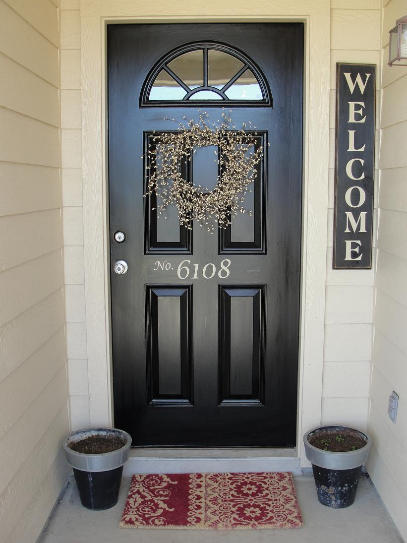 Piccadilly Peddlers: Front Door House Numbers 33% off ...