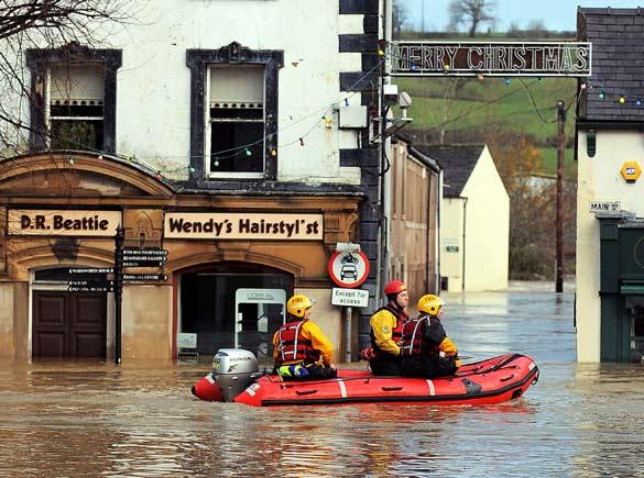 mark tozer's blog: Cumbria in Flood (1) 2009
