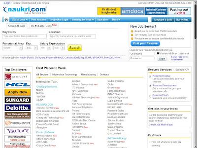 Why Naukri is Best Job Search Site ? - Tech Quark
