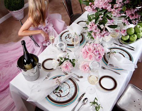 Design + Obsessed: Beautiful Dinner Parties!