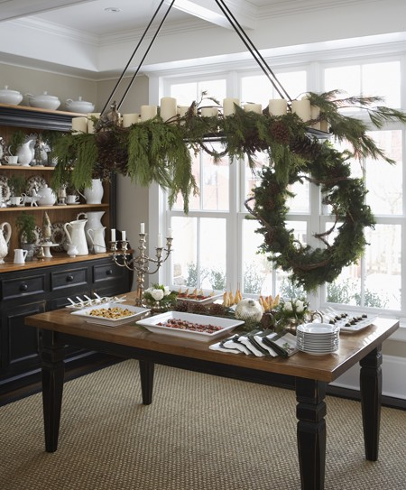 Design + Obsessed: Chic Holiday Decorating Ideas