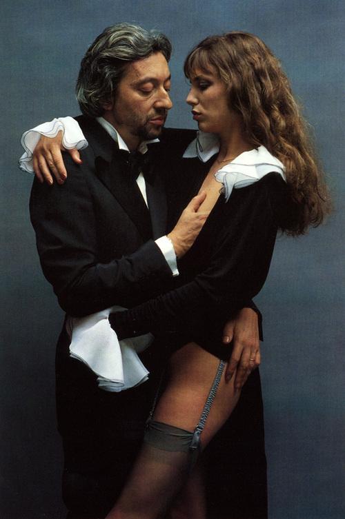 Serge Gainsbourg Jane Birkin