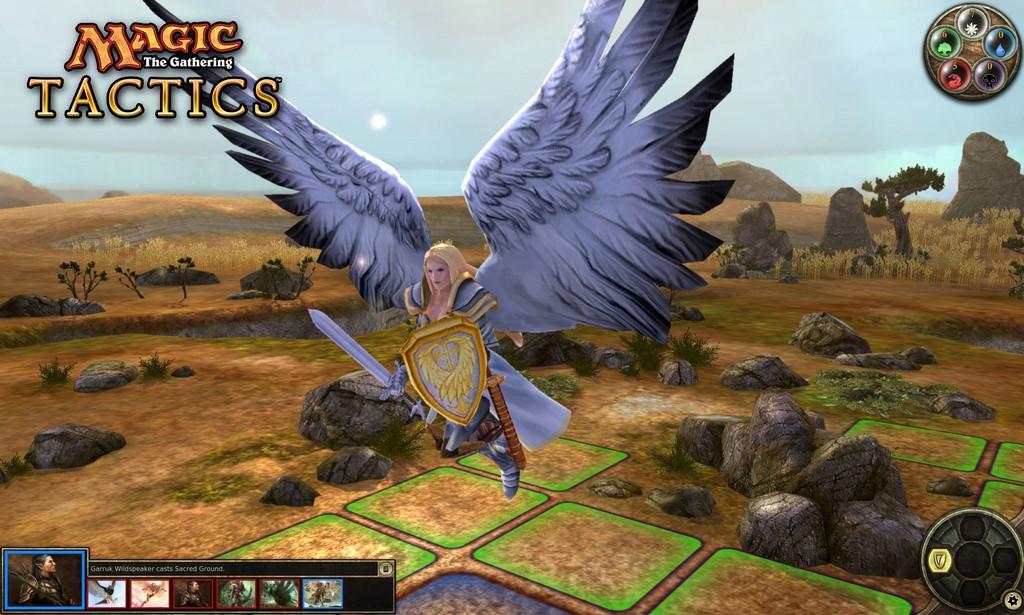 Magic: The Gathering, Planeswalkers,Tactics