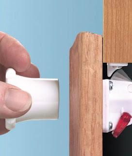 Door Latch Hidden Door Magnetic Latch