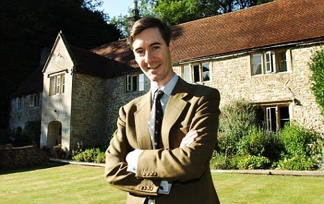 Admiral Cod: Young Fogey: Jacob Rees-Mogg