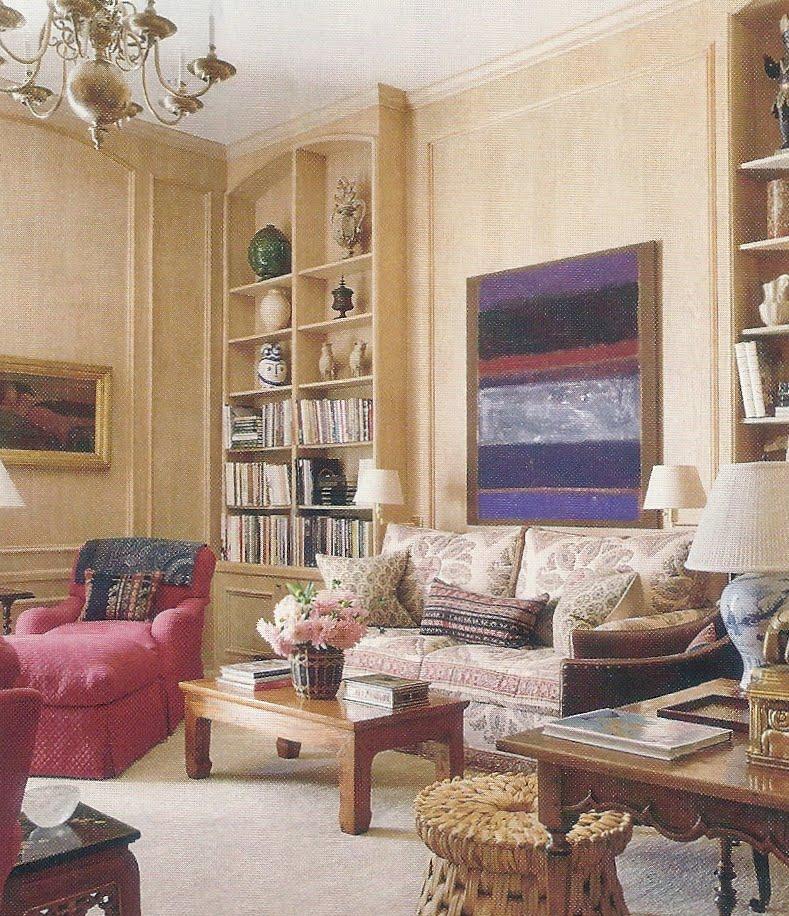 Us Interior Designs Bruce Gregga At Home In California