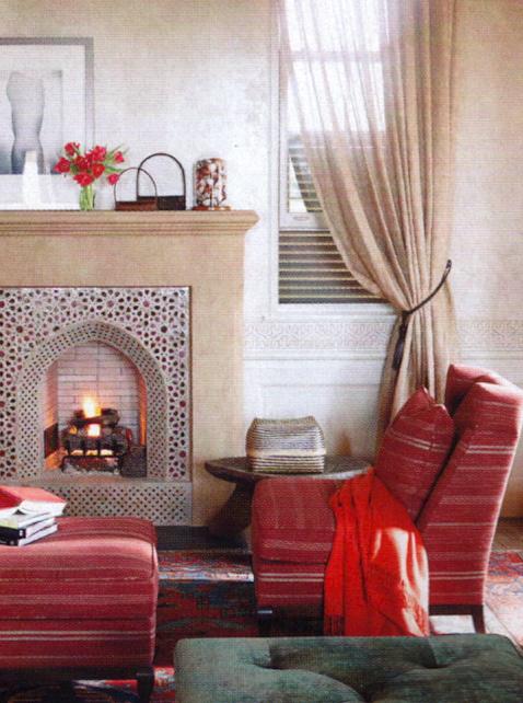 Us Interior Designs Jacques Grange: US Interior Designs: THOMAS HAMEL