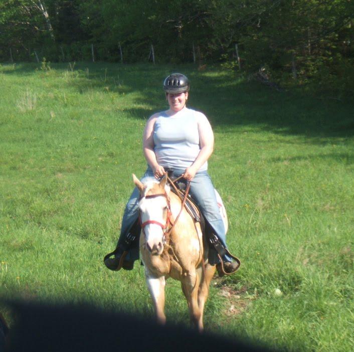 Riding Fat 95