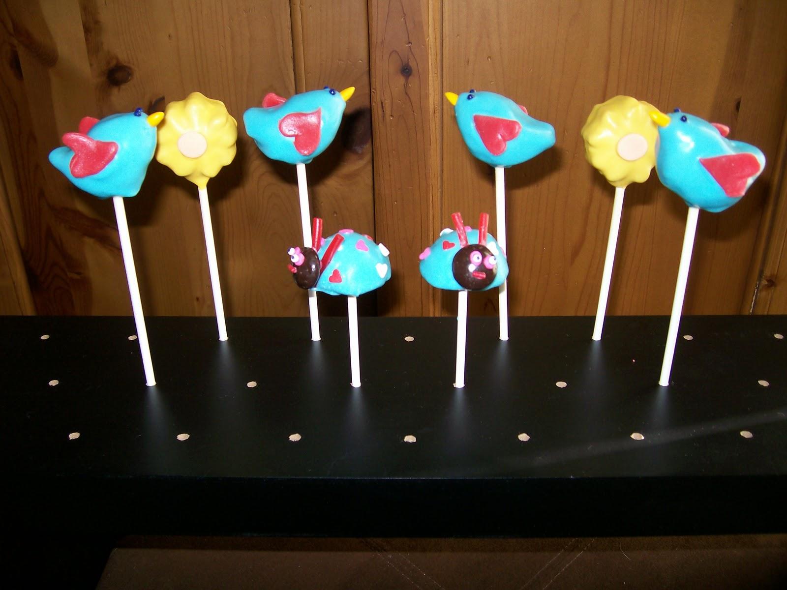 Cake Pop holder on Pinterest | Cake Pop Stands, Cake Pop ...