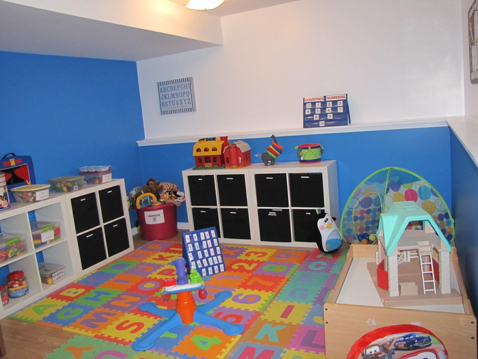 Playroom: Farm Fresh Baby: Playroom/Future Daycare-Preschool