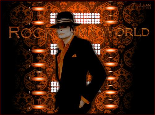 Firmtacami You Rock My World Michael Jackson Album