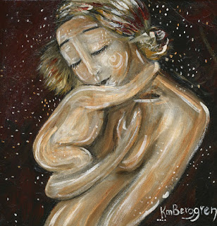Motherhood Painting: Attachment