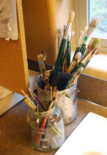 Why I Love Not Being a Clean-Freak in the Studio