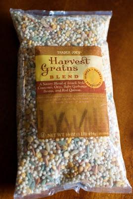 YUM! Trader Joes Harvest Grains Blend