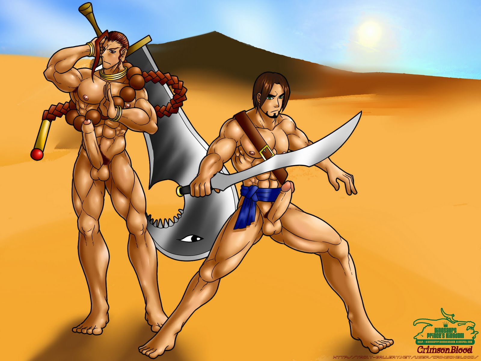 Nude in prince of persia think