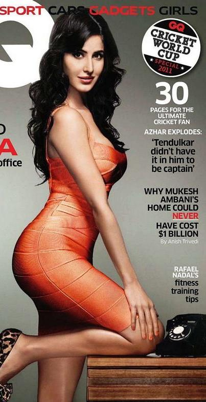 katrina kaif gq magazine india february 2011 photoshoot latest
