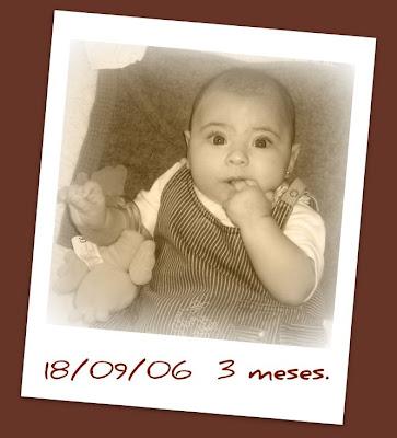 Alejandra Evolución mes a mes. blog Solo Yo