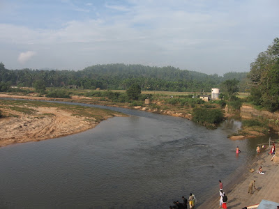 River Tunga at Sringeri