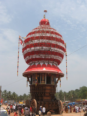 Brahma Ratha of Puttur Sri Mahalingeshwara Temple