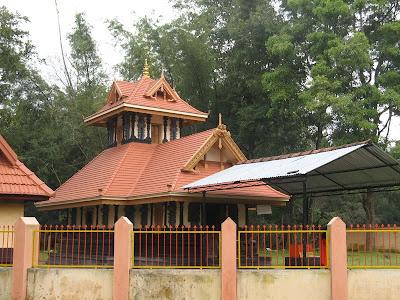 Seetha Devi Temple, Ponkuzhi, Wayanad