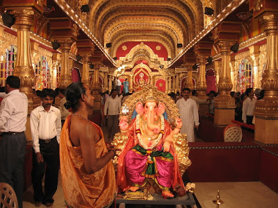 Idol of Lord Ganapathi, Kudroli, Mangalore