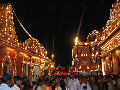 Kudroli, Mangalore Temple premises