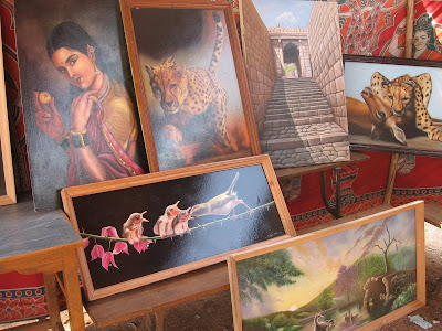 Art Exhibition in Chitradurga